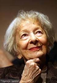 Wislawa Szymborska Nobel per la Letteratura 1996